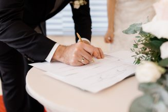 Requirements for a wedding in Aruba
