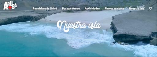 aruba website